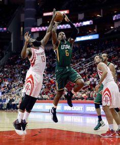 joe johnson utah | Jazz veterans Joe Johnson, Boris Diaw are favorites of Rockets coach ...