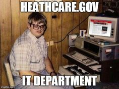 The Internet Reacts To The Obamacare Rollout.  Obamacare has had a rough rollout, and the internet has been there to help us all get through it.