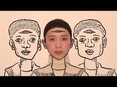 """Mito Natsume / 三戸なつめ - """"Maegami Kiri Sugita"""" 『前髪切りすぎた-落書き篇-』 - music video (7th version, """"Rakugaki"""")"""