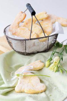 Osterhasen aus Quark-Öl-Teig (von sugar meeets chili)