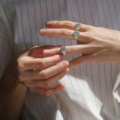Chunky Silver Rings, Minimalist Jewelry, Cute Jewelry, Sterling Silver Jewelry, Decoration, Fashion Jewelry, Rings For Men, Prague Czech, Jewels