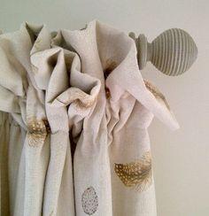 Bespoke Interior Design - Handmade Curtains & Blinds - Peony & Sage