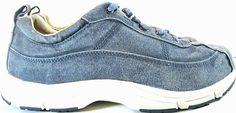 LL Bean Women Athletic Walking Sneakers Size 7.5 Grayish Blue.  KAK 19 #LLBean #Sneakers #Casual
