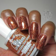 Simply Into My NAILS: Mini Manicures ~ IBD Just Gel Polish Banjos Make Her Dance