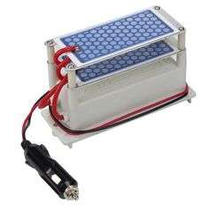 12v 10g Ozone Generator Sterilizer Air Purifier Purification Fruit Vegetables Water Food Preparation Ozonator Ionizator