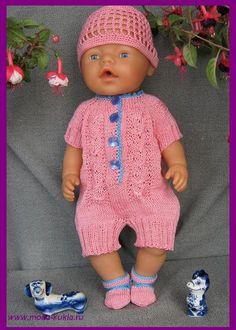 Summer overalls van de Baby Born .. Discussie over LiveInternet - Russische Dienst Online Diaries