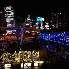 """Instagram【mazzy0108】さんの写真をピンしています。 《""""Evening at Kioicho"""" 2017.2.2 It's been a very fast paced February this year and just noticed I haven't posted some of the recent stuff. This one's from early this month when we had a new year event at Tokyo Garden Terrace at Kioicho. We had conferences and a nicely organized party in the evening. Hope to come again with my friends in the near future! #japan #japanese #february #evening #illuminations #event #instalike #instanight #instajapan #instatokyo…"""