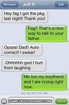 This sounds like a covo between me and my dad!!!!