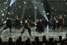 """The top 6 contestants perform a dance routine to """"Scream"""" choreographed by Sonya Tayeh on SO YOU THINK YOU CAN DANCE."""