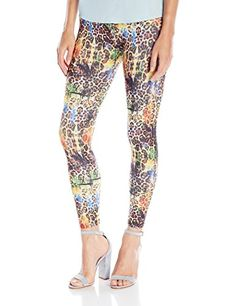 Carnival Women's Full-Length Printed Soft Microfiber Legging *** You can get additional details at http://www.amazon.com/gp/product/B0123M6V14/?tag=passion4fashion003e-20&vw=160716075934
