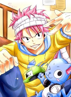 Photo Fairy tail - Natsu - Discover images of our favorite mages in group or solo - Natsu Fairy Tail, Fairy Tail Ships, Art Fairy Tail, Fairy Tail Amour, Image Fairy Tail, Anime Fairy Tail, Fairy Tail Love, Fairy Tail Guild, Fairy Tales