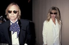 Volatile marriage: A 24-year-old Tom Petty married Jane Benyo in 1974. He tells how that marriage fell apart when Jane, who struggled with mental illness, became verbally abusive to him and their two daughters