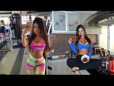Bianca Anchieta : Best Fitness Models 2015 Brazilian Booty Works