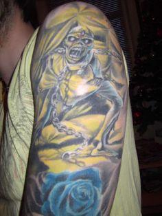 Iron Maiden Tattoo picture