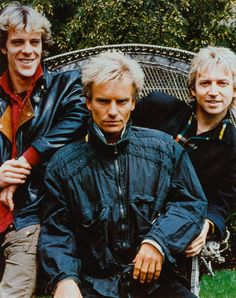Sting, Summers & Copeland (The Police)