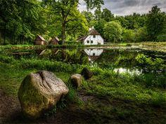 No te puedes perder los más espectaculares paisajes de Dinamarca