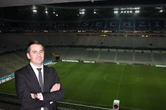 Betriebsleiter in der Allianz-Arena:  In der Höhle der Löwen