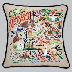 catstudio - Mississippi Pillow