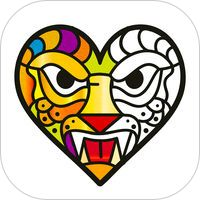 Contour Color – Coloring for Adults by Idea Studio