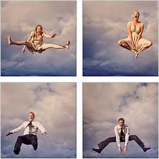 Image result for trampoline photoshoot couples