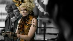 Effie Trinket - Changes