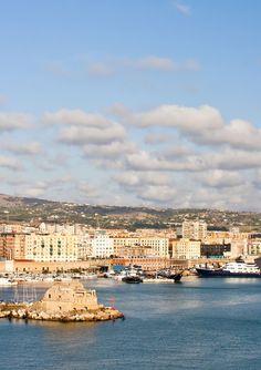 Port of Civitavecchia, Italy