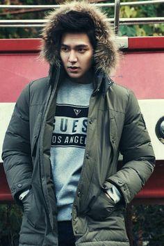 Lee Min Ho for HIGHCUT Magazine November 2014 Issue