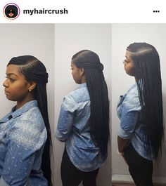Book appts today Side part box braids - Box Braids Hairstyles Box Braids Hairstyles, Lemonade Braids Hairstyles, My Hairstyle, African Hairstyles, Black Women Hairstyles, Cute Hairstyles, Hairstyles 2018, Braided Hairstyles For Black Hair, Hairstyles Games