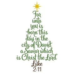 Silhouette Design Store: For Unto Us A Child Is Born Tree – Broderies créatives Christmas Bible Verses, Christmas Quotes, Christmas Svg, Christmas Projects, Christmas Shirts, All Things Christmas, Holiday Crafts, Christmas Time, Christmas Wreaths