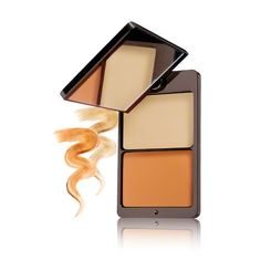 Hourglass Cosmetics Illume Bronze Duo oz highlight and contour. Travel Makeup Essentials, Camping And Hiking, Hourglass, Concealer, More, Contour, Highlight, Travelling, Cosmetics