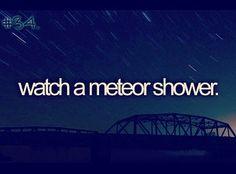 Perseid Meteor Shower August 2013