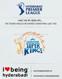 IPL - IN HYDERABAD