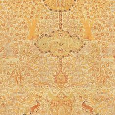 Tabriz, late 19th C. - detail