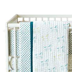 Little Auggie Nursery Bedding