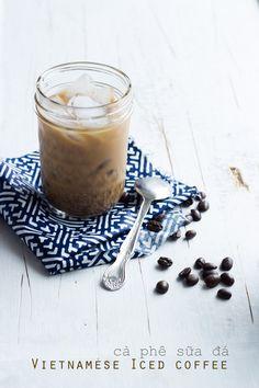 Vietnamese iced coffee | Hungry Brownies