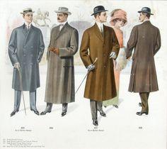 Vintage Fashion Men's Latest Mens Fashion