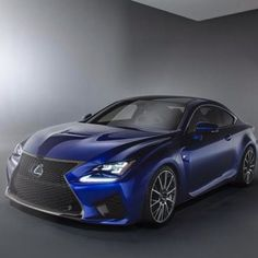 Prepare for launch... #Lexus #RCF