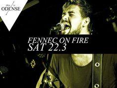 #FennecOnFire + #CapitalOfNowhere. Odenseansk underground. For the boys - for the beers. #studenterhusodense #rock #koncert #concert #odense #mitodense #thisisodense Læs anbefalingen på: www.thisisodense.dk/8143/fennec-on-fire-support
