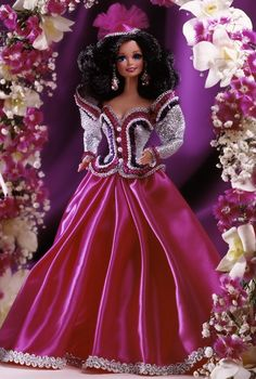 Opening Night Barbie Doll - 1993 Classique Collection - Barbie Collector