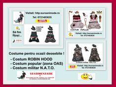 Costume pentru evenimente speciale