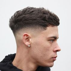 Herrenfrisuren 2019 Men's hairstyles 2019 Related posts: cutthroatpete-cool-short-haircuts-for-men-textured-crop-herrenfrisuren … – Men's New Haircuts for Receding Hairline Cool Hairstyles For Men, Haircuts For Men, Men's Hairstyles, Short Mens Hairstyles Fade, Men Haircut Short, Mens Fade Haircut, Barber Haircuts, Men's Haircuts, Simple Hairstyles