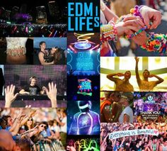 I love EDM!