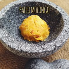 Mofongo is a Puerto Rican plantain mash. This recipe is delicious, paleo, and pretty easy.