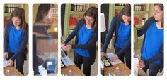 Our mascot just arrived from Sweden to agora's Olive Oil store! She is testing, laughing, wondering,...