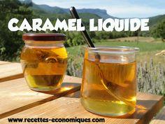 Voici une recette géniale, c'est du caramel liquide, on peut …