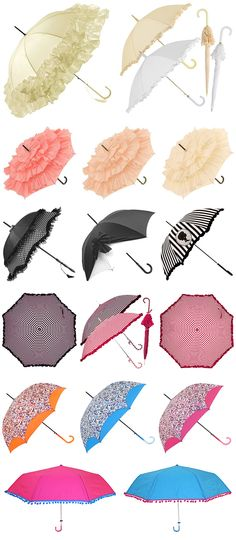 I have 1 cute umbrella but need some others.  Love these!