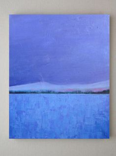 Hey, I found this really awesome Etsy listing at https://www.etsy.com/listing/179879275/winter-on-the-lake-original-abstract