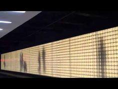 Platform 5 - Jason Bruges Studio - YouTube
