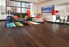 Mirage Hardwood Flooring - contemporary - Hardwood Flooring - San Francisco - Diablo Flooring,Inc Walnut Hardwood Flooring, Prefinished Hardwood, Hardwood Floor Colors, Engineered Hardwood, Shabby Chic Stil, Carpet Installation, Carpet Styles, Sofa Design, Decoration