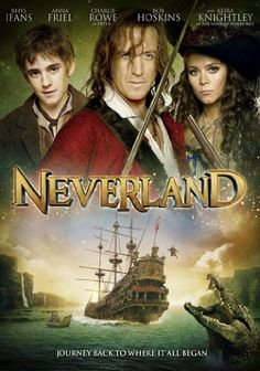 Neverland: actually recently watched this and loved it:) i cried:(